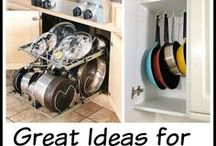 Organize that! / Home organization tips and tricks.