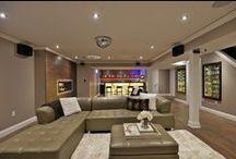 Wilde North Basement Remodels / Custom Basements built by Wilde North Dhiraj D'Souza