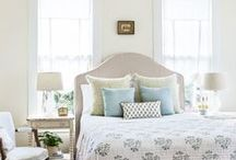 Bedroom Ideas / How to style and furnish your sleepign space with Wilde North Interiors. www.wildenorth.com