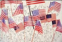 Vintage Independence Day Celebration Ideas / Celebrate Independence Day this July 4th with these fun items and clever ideas!