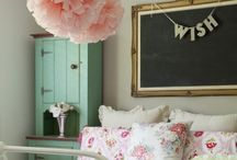 Kylia's Bedroom / Girl's bedroom. Preteen bedroom.