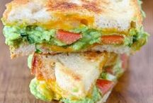 Sandwich Recipes / All things sandwiches!