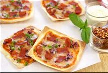 Pizza Recipes / Pizza in all shapes, sizes and ingredients!