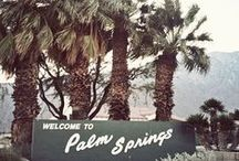 weekend getaway - palm springs