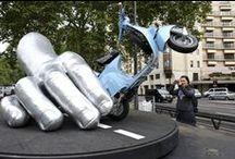 Sculptures - Urban / Sculptures - Urban