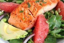 Seafood Recipes / Fish and other seafood recipes