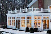 THREE SEASON PORCH | porche de trois saisons