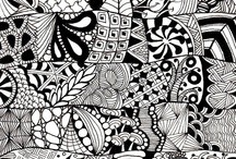 Tangled & Doodled