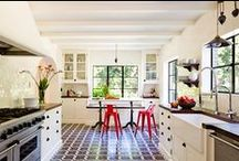 kitchens / by Gina Martin