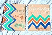 Craft Ideas / by Dakota Danielle Smith