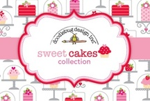 doodlebug sweet cakes collection / by doodlebug design inc.