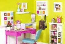 doodlebug creative spaces / by doodlebug design inc.