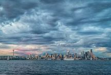 seattle / by Caitlin Quinn-Smith