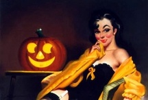 holidays-Halloween  / by Chrissy O'keady-Ellicock