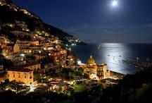 Riviera Amalfitana / Positano, Amalfi...ed innumerevoli altre perle. Tutte in un piccolo lembo di terra difficile da raggiungere, ma impossibile da abbandonare!  Positano, Amalfi...and many other gems. All in a small strip of land difficult to reach, yet impossible to put down!