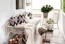 Home, Decor & Design / Interiors, books and ideas we love. Textiles, furniture, architecture, lighting, layouts & more.