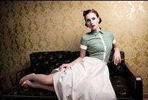 >20 Repins (the best) / burlesque, retro, rockabilly, pinup fashion