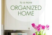 cleanin&organizing. / by Caitlin Quinn-Smith