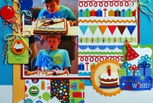 Doodlebug Birthday Celebration / by Doodlebug Design Inc