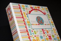 Doodlebug Bon Appetit Collection / by Doodlebug Design Inc