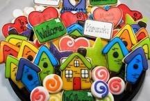 Sugar Cookie Platters