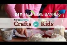 Crafts for Kids / by WMHT Public Media