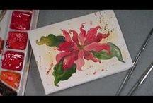 Coloring / Drawing / by Liz Mathew