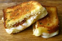 Grilled Cheese Glory / by Chanel Twillie