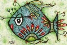 fish / by IMW WMI