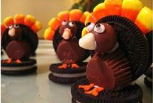 Gobble Gobble / Thanksgiving Inspiration and Ideas
