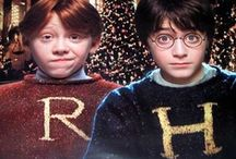 All things Harry Potter / by Anna Drenick