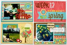Doodlebug Project Life Inspiration / by Doodlebug Design Inc