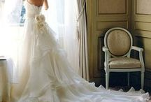 Wedding Dress Obsession / by Peggy Moore