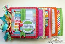 Doodlebug Mini Albums / by Doodlebug Design Inc