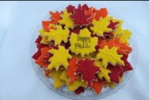 Thanksgiving Cookies / Sugar cookies to decorate your Thanksgiving Celebration!!
