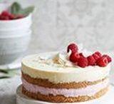Cake and Tarts ♥ Kuchen & Tartes / Cakes & Tartes from savory to sweet - Kuchen & Tartes, von herzhaft bis süß