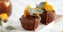 Fall in Love with Brownies | Muffins | Donuts ♥ / Brownies & Muffins and Donuts recipes to fall in love with - Brownie & Muffin Rezepte zum Verlieben