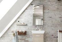 Small Bathroom Ideas / Great ideas for small bathrooms