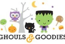 doodlebug ghouls & goodies collection / by doodlebug design inc.