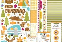 doodlebug happy camper / by doodlebug design inc.