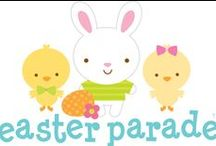 doodlebug easter parade / by doodlebug design inc.