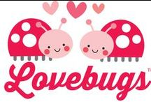 doodlebug lovebugs / by doodlebug design inc.