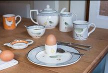 Highgrove Geese Collection / Inspired by the geese kept by HRH The Prince of Wales at the Highgrove Estate, this collection of kitchen accessories will bring charm to any home.