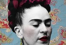 frida / by Gina Martin
