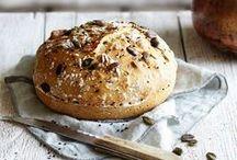 All About Bread ♥  Brot / All around Bread recipes - herrlich leckere Brot Rezepte.