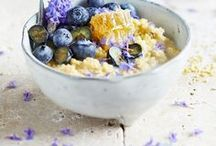 Summer Mood ♥ / Recipes with fresh fruits, ice cream