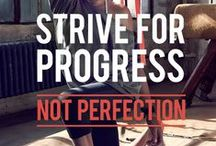 Mo-ti-vational Fitness Quotes / all things diet/health/exercise related.