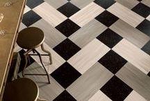 floors, tile / by Autumn Clemons