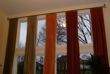 Curtains and Drapes / Window Treatment Ideas / by Window Treatments