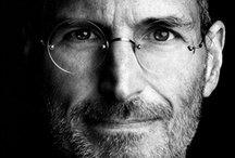 Stay hungry, stay foolish / A board that's all about the late Steve Jobs.